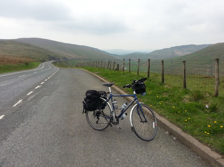 Shap Fell, May Bank Hol, 2014